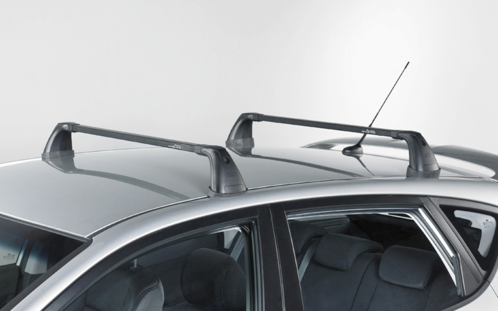 /a Partir de 2010 Barras portaequipajes de Acero Hyundai iX20/ /5/Puertas/