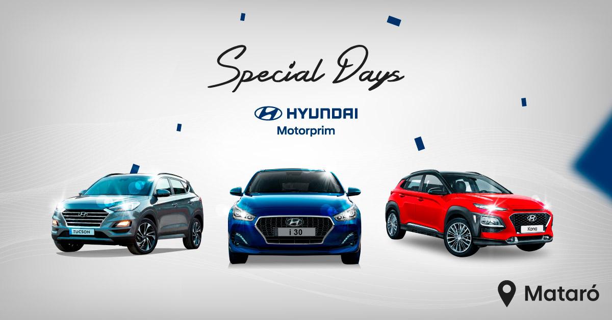 ¡Del 4 al 6 de julio Motorprim celebra sus Special Days!