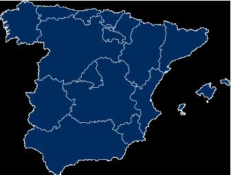 Mapa de concesionarios