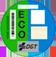 Distintivo DGT Eco