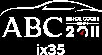Logo Coche del Año ABC 2011