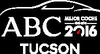 Logo Coche del Año ABC 2016