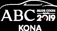 Logo Coche del Año ABC 2019