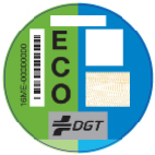 Etiqueta ECO DGT coches híbridos