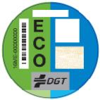 Etiqueta ECO Mild Hybrid 48V