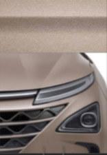 exterior copper metallic