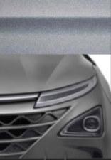 exterior titanium grey mate