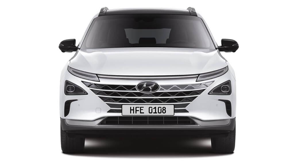 Frontal Hyundai NEXO