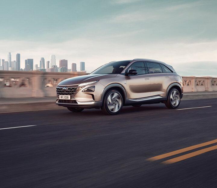 Todo sobre Hyundai NEXO, el primer coche de hidrógeno de España