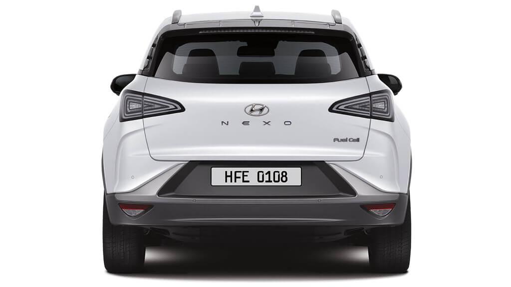 Posterior Hyundai NEXO