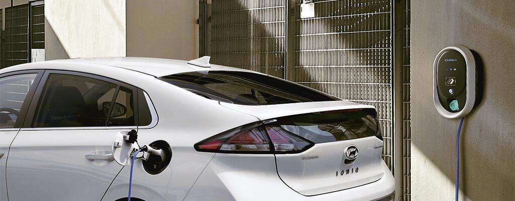 Batería del coche eléctrico mantenimiento