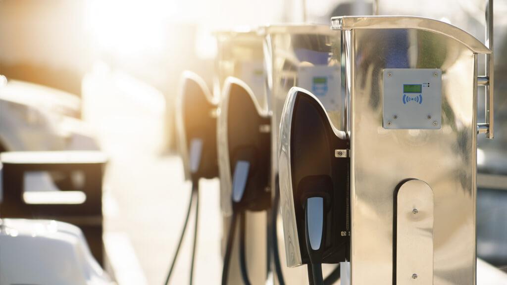 tipos de cargadores de coches eléctricos