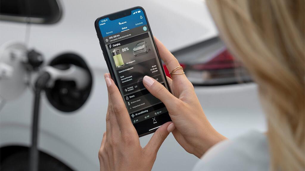 App de control de carga Hyundai